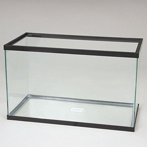 Aquarium Tank, Glass, 2-1/2 Gal