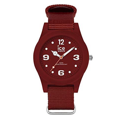 Ice-Watch - ICE slim nature Rock Brown - Men's (Unisex) wristwatch with nylon strap - 016448 (Medium)