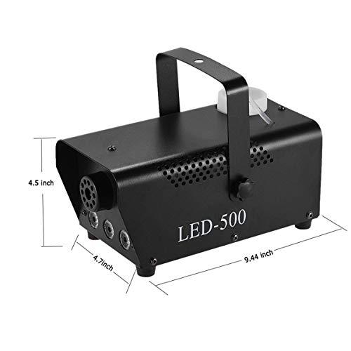 upstartech LED Nebelmaschine 500W Erfahrungen & Preisvergleich