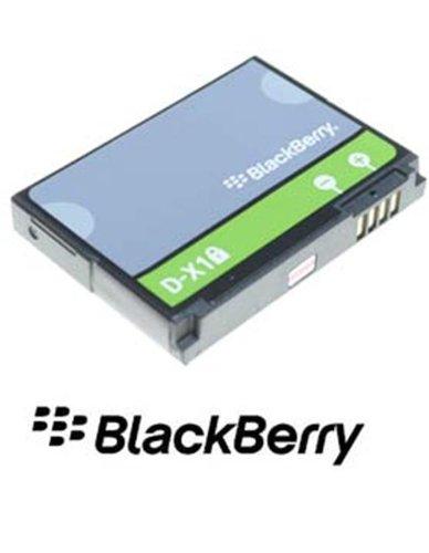 Originele accu voor Blackberry D-X1 Sovjet-Unie 1380 mAh, 3,7 V, voor BlackBerry 8900 Curve Javelin