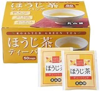 丸山園 お徳用ほうじ茶ティーパック(50袋入) オトクヨウホウジチャティ-バック50