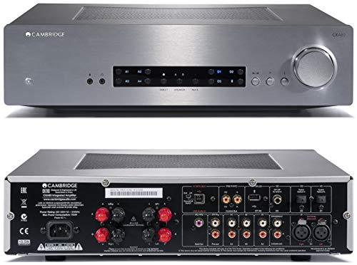 Cambridge Audio プリメインアンプ CXA80 SLV [Silver]