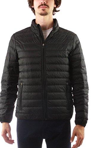 Armani Jeans Herren 8N6B726NHPZ Jacke, Schwarz (Nero 1200), Medium (Herstellergröße: 50)