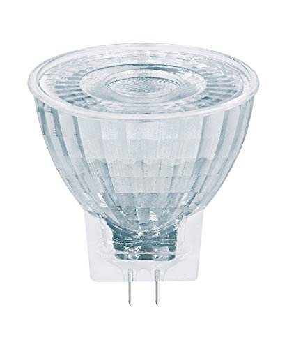 Osram LED Star MR11 Reflektorlampe, Sockel: GU4, Warm White, 2700 K, 4 W, Ersatz für 35-W, 12 V