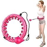 Cerceau intelligent Ne laissera pas tomber le cerceau, adapté au fitness intérieur et extérieur smart hula hoop