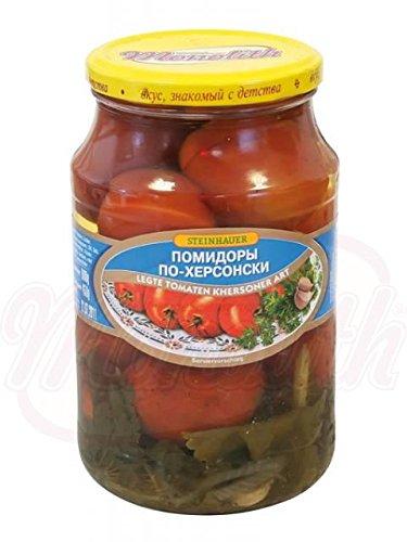 Eingelegte Tomaten nach khersoner Art 850ml