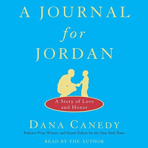 A Journal for Jordan audiobook cover art