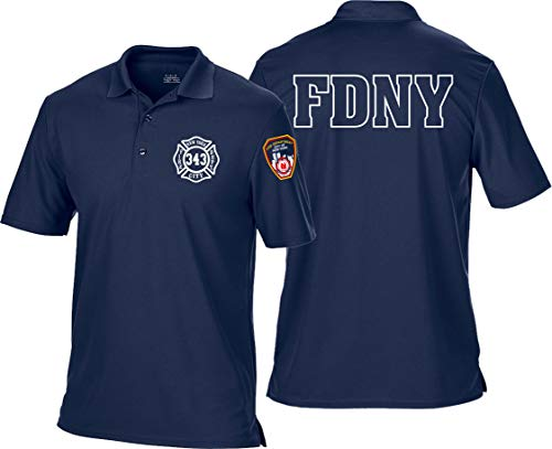 feuer1 Polo fonctionnel Navy, New York Fire Department 343\