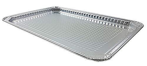 16″x12″ Oblong Cookie Sheet Pan Disposable Aluminum Bun Tray -Baking pan-Baking pans-Baking sheets-Baking sheets for oven-Cookie sheets for baking-Baking pans set-Sheet pan-Baking tray