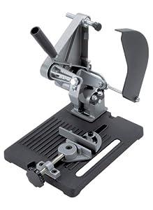 Wolfcraft 5019000 - Soporte para Cortar para Amoladora Angular diam. 115 y 125 mm, 1 W