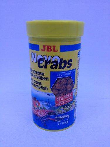 JBL Novo Crabs 250ML Fodera, supplemento alimentare, Pesce Cibo
