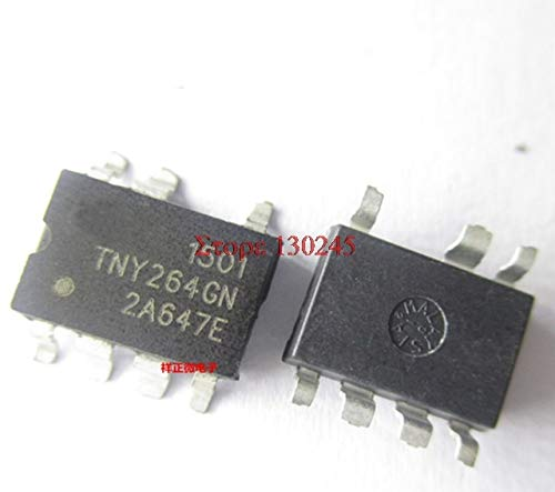 10 unids/lote TNY264GN SOP-7 TNY264 SOP7 TNY264G SOP SMD 264GN IC nuevo y original en stock