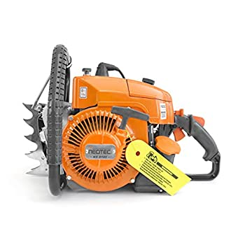 NEO-TEC Gas ChainSaw NS8105 for G070 2-Cycle Power Head 105cc 36  104DL Power Chain Saw 4.8KW 6.5HP Petrol Chainsaws Chain Saws All Parts Compatible to MS 070 090 720 Magnum Chainsaw Without Bar