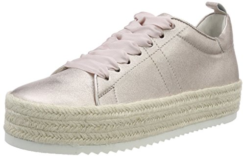 Kennel und Schmenger Kennel und Schmenger Damen Hill Low Top Sneaker, Beige (Nudo Bastsohle Weiß), 39 EU
