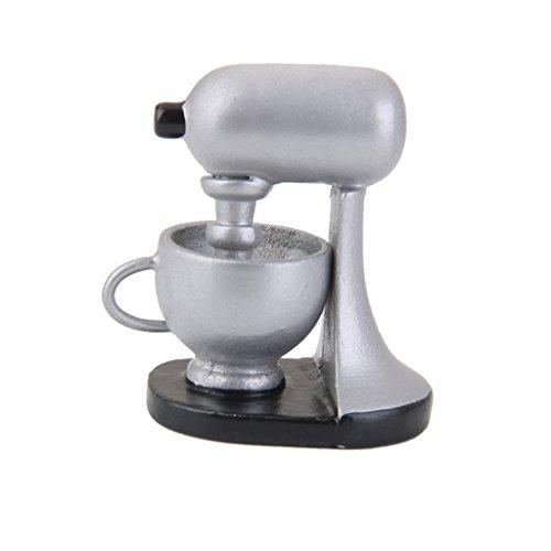 Unbekannt 1:12 Puppen Haus Miniatur Kaffeemaschine Kaffee Maschine Zubehör Neu