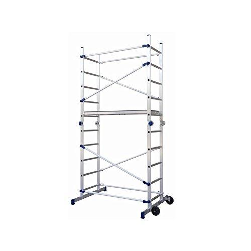 Echafaudage roulant modulable aluminium - MODALU