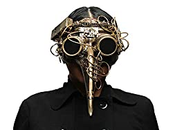 The 5 Best Plague Doctor Costume Masks | Pics & DIY Examples