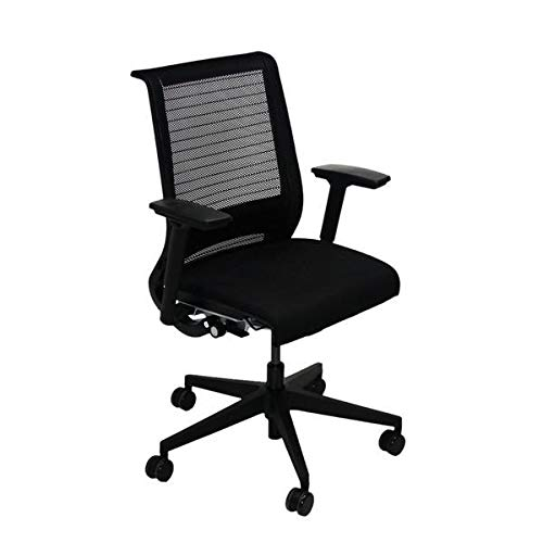 Steelcase Think Office Chair in New Black Fabric