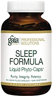 Gaia Herbs (Professional Solutions) Sleep Formula 60 caps