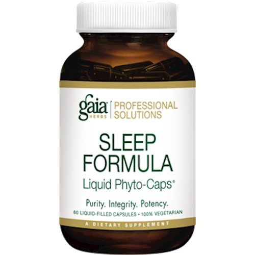 Gaia Herbs (Professional Solutions) Sleep Formula 60 caps