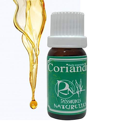 Ressources Naturelles Huile Essentielle Coriandre Bio 1 Unité - 10 ml