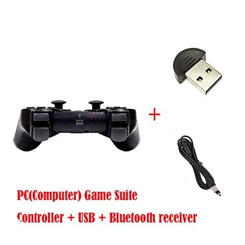 Game Controller Für Android, Controller Für PS3 / PC / Für Android-Handy, Drahtloses Bluetooth-Gamepad Für Playstation 3 Dualshock-Spielekonsole Joystick-Computer Game Suite-