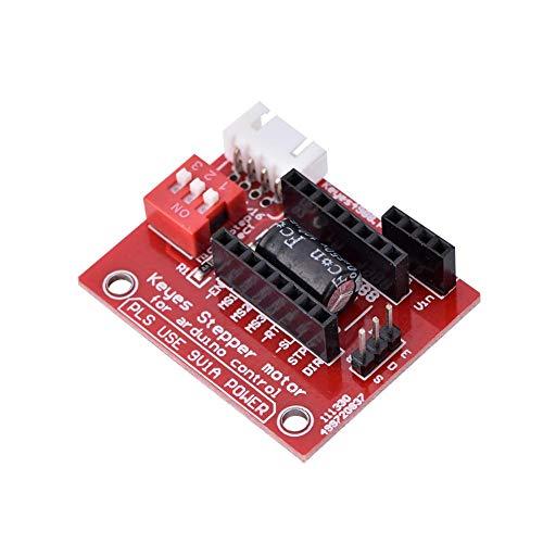 943 A4988/DRV8825 Tablero de protección de extensión de Control de Controlador de Motor Paso a Paso Tablero de Control de Motor Paso a Paso para Impresora 3D 2v-24v
