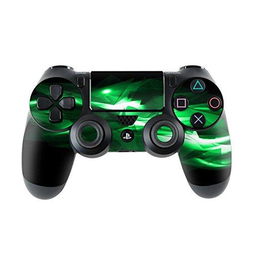 Skins4u Aufkleber Skin Designfolie Controller Schutzfolie kompatibel zu Sony Playstation 4 Controller PS4 Kryptonite