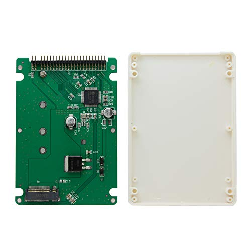 CY NGFF B/M-Key SSD auf 2,5-Zoll-IDE 44Pin-Festplattengehäuse für Notebooks…