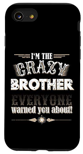 Great Birthday Gift Ideas By Cw Iphone Se 2020 7 8 Brother Funny Gift Idea For Birthday Christmas Case From Amazon Daily Mail