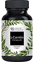 L-Carnitin 3000 (120 Kapseln) - Premium Carnipure von Lonza