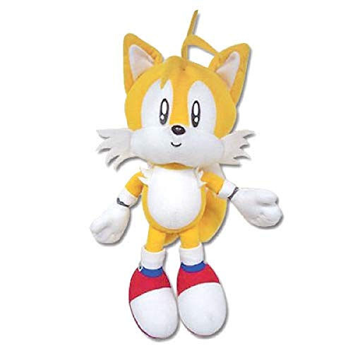 Sonic The Hedgehog Great Eastern GE-7089 Plush - Classic Tails, 7'