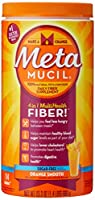 Metamucil  メタムシル オオバコ繊維 シュガーフリー サプリメント 660g  並行輸入品