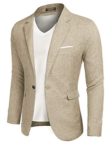 Mens Blazer Coat