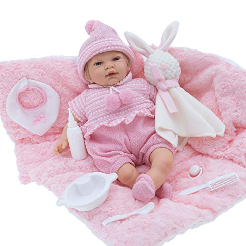 MARÍA JESÚS Bebe Reborn simulación 708, muñecas Bebes para niñas, Bebes Reborn, muñecos Reborn, Baby Reborn