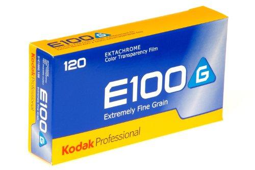 Kodak G-120 Ektachrome E100 Farbdiafilm (5er Pack)