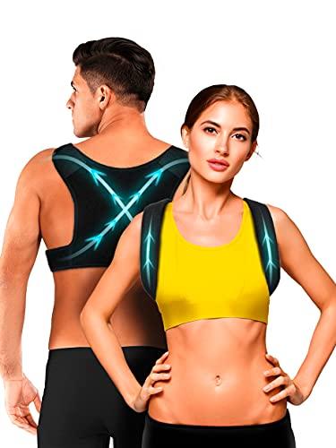 男女用姿勢修正具とは、姿勢を支えるための整形外科固定具、背中、首及び肩の痛みを抑えるための肩ベルト、猫背を修正するための背中の整理具