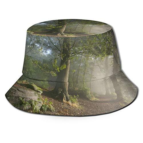NA unisex emmer zon hoed pauw brede rand outdoor zon bescherming wandelen Fisherman's caps, uitzicht hotel tapijt