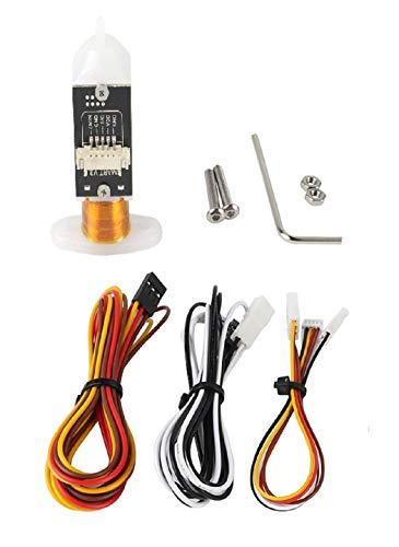 ML - Accesorio para impresora 3D, sensor de nivelación, sensor de nivelación automática, nivelación de cama de impresión automática para impresora 3D