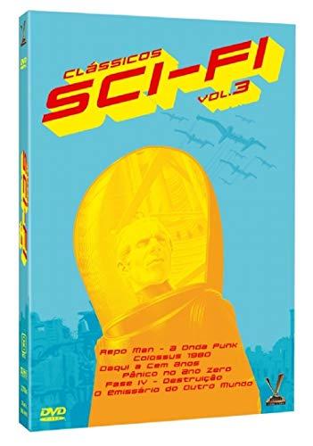 Clássicos Sci-Fi Volume 3