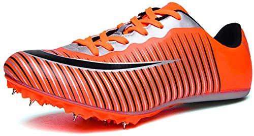 HYISHION Zapatillas para Correr Hombre Zapatillas de Cross Mujer Zapatillas de Atletismo