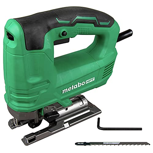Metabo HPT (was Hitachi Power Tools) Jig Saw | Variable Speed | Corded | Dust Blower Feature | CJ90VST2, Green