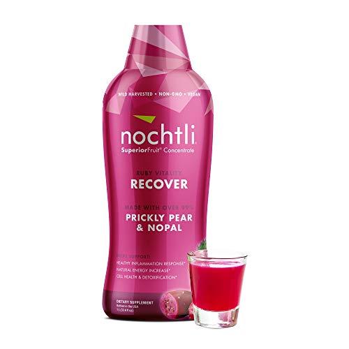 nochtli Recover Prickly Pear Liquid Supplement 1L