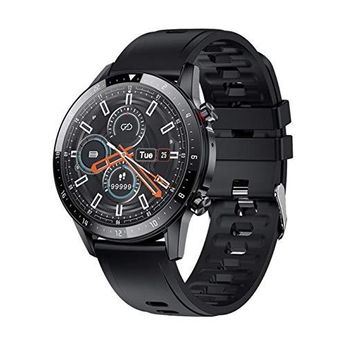 Nuevo Reloj Inteligente Z08S con Seguimiento De La Salud Avanzada De La Salud Y Batería De Larga Duración Smartwatch para Hombres,D
