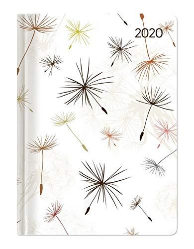 Agenda giornaliera 2020 Style 'Blowballs ' 10.7x15.2 cm