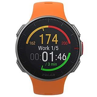 POLAR VANTAGE V – Premium GPS Multisport Watch for Multisport & Triathlon Training (Heart Rate Monitor, Running Power, Waterproof), Pro (Includes H10 HRM Chest Strap), Black (B07HCHQ7J7) | Amazon price tracker / tracking, Amazon price history charts, Amazon price watches, Amazon price drop alerts