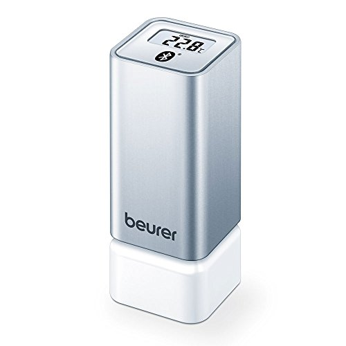 Beurer HM 55 Thermo-Hygrometer, Anzeige von Temperatur und Luftfeuchtigkeit