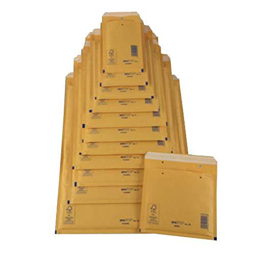 Preisvergleich Produktbild TAP Luftpolster-Versandtaschen COMEBAG,  Typ D14,  braun,  15 g