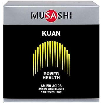 MUSASHI(ムサシ) MUSASHI KUAN スティック 3.6g×90本 パワーアップ ムサシ クアン 90袋