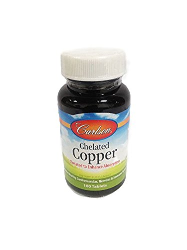 Copper Mineral Supplements